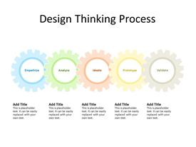 Design Process with 5 steps