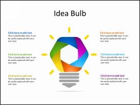 Idea Bulb Concept
