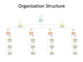4 level hierarchy diagram