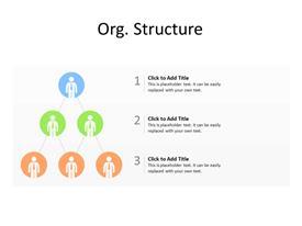 3 level hierarchy diagram