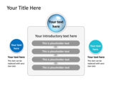 PowerPoint Slide - This PowerPoint diagram slide is ideal to represent a process flow.